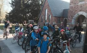 kid-on-bikes-gathering-for-ride-to-school