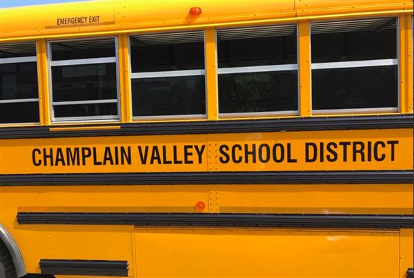 Champlain-Valley-School-District-Bus