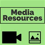 media resources icon